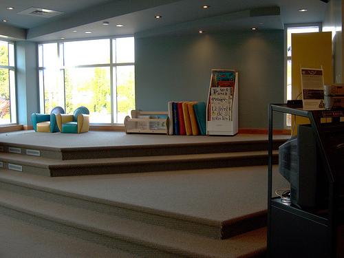 bibliothèque IEF