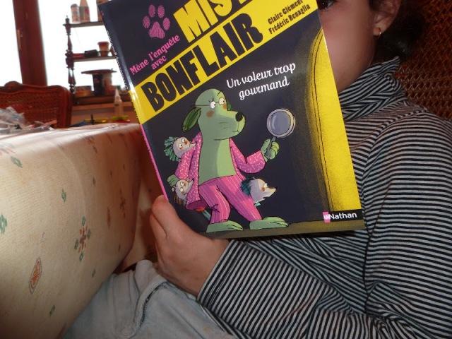 bon flair lecture enfant
